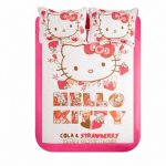 Hello Kitty Bedding & Bedroom Decor